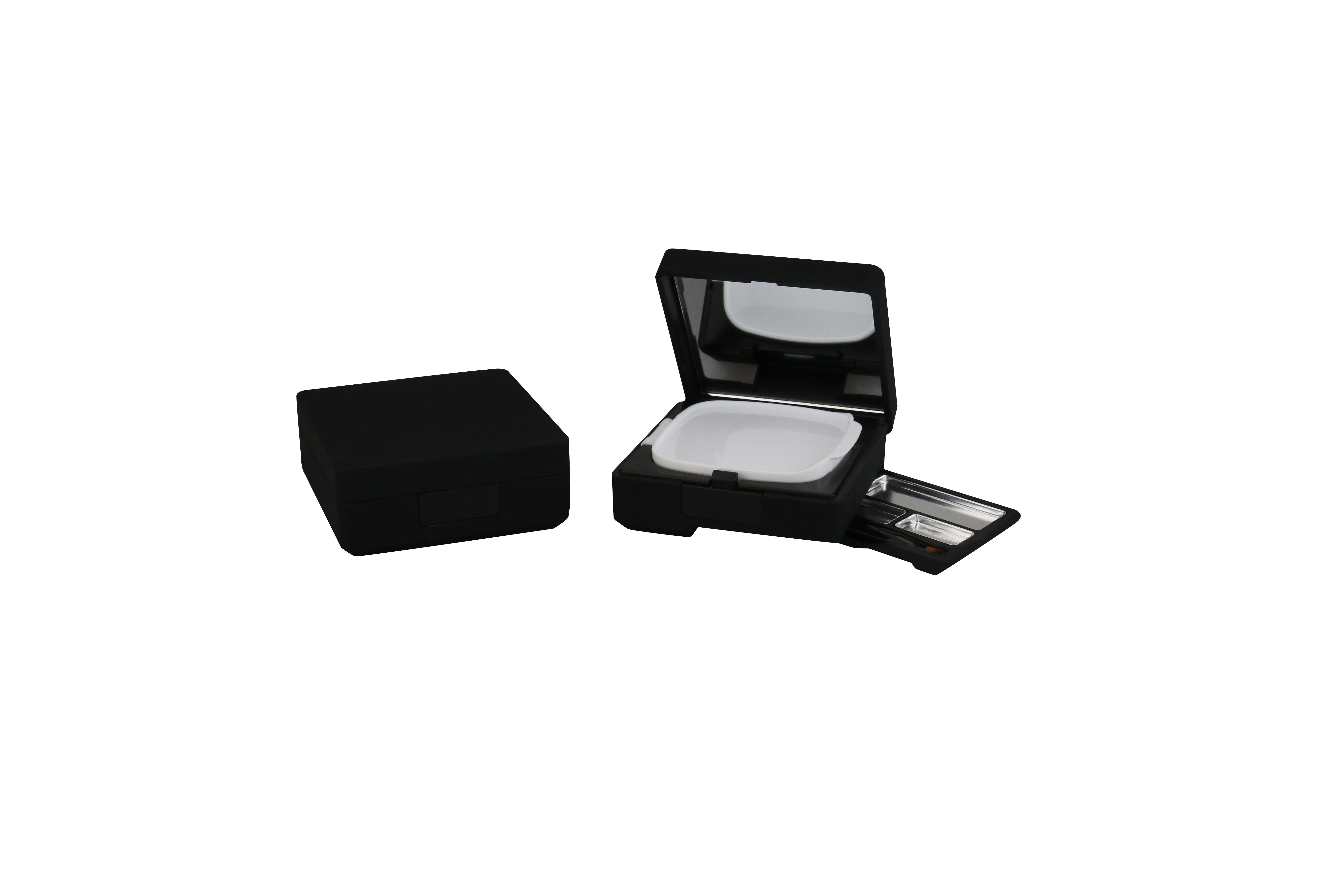 RL35 方形气垫BB霜粉底盒子