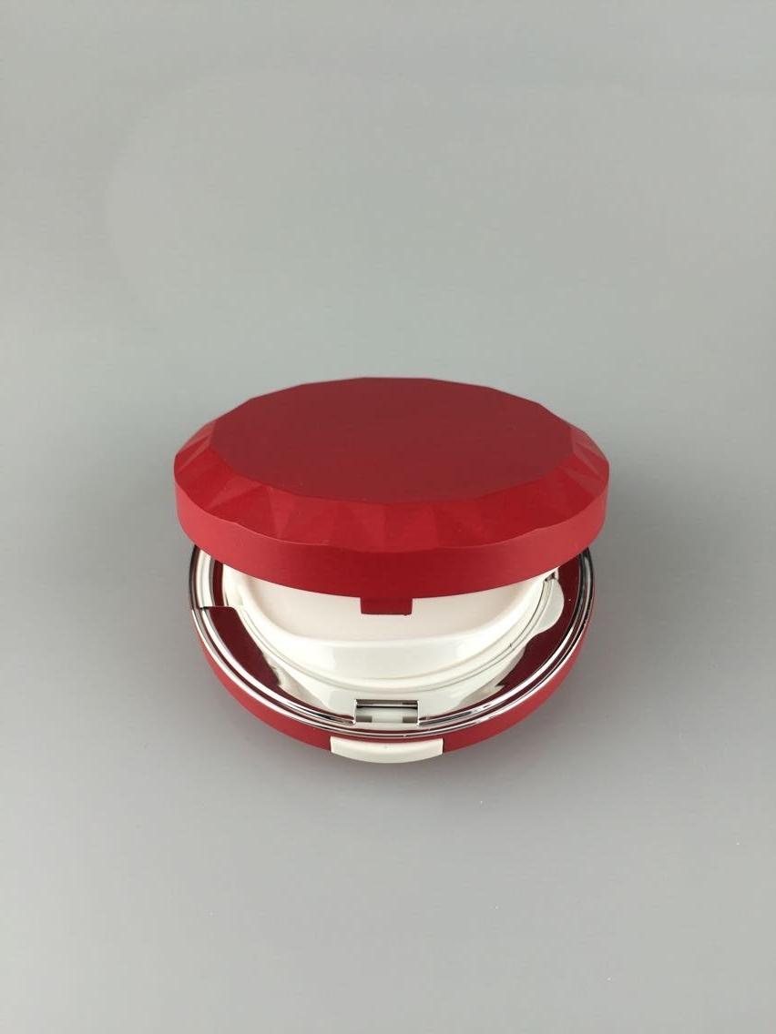 RL33-1 10g菱形气垫BB霜粉底盒子